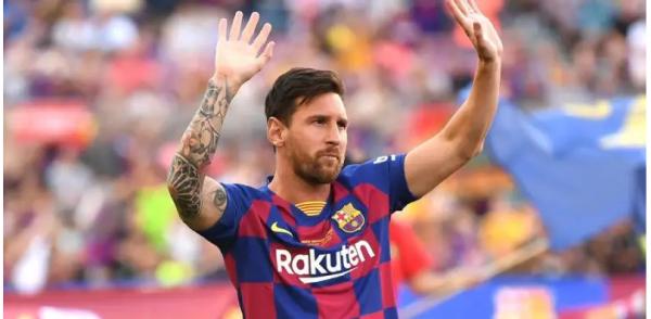 梅西宣布離開巴塞隆納,寧砍半薪也無法只好遺憾離開老東家!!!